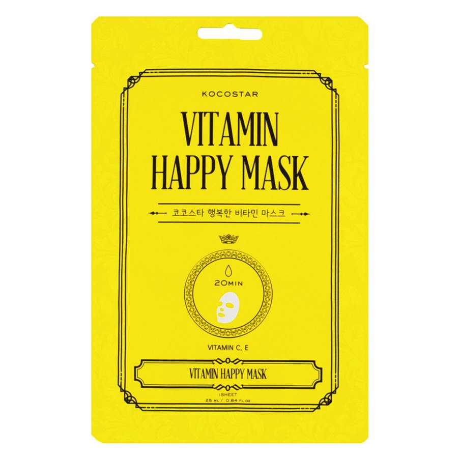 Kocostar Vitamin Happy Mask 25ml