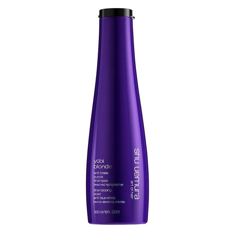Shu Uemura Art Of Hair Yubi Blonde Anti-Brass Purple Shampoo 300ml