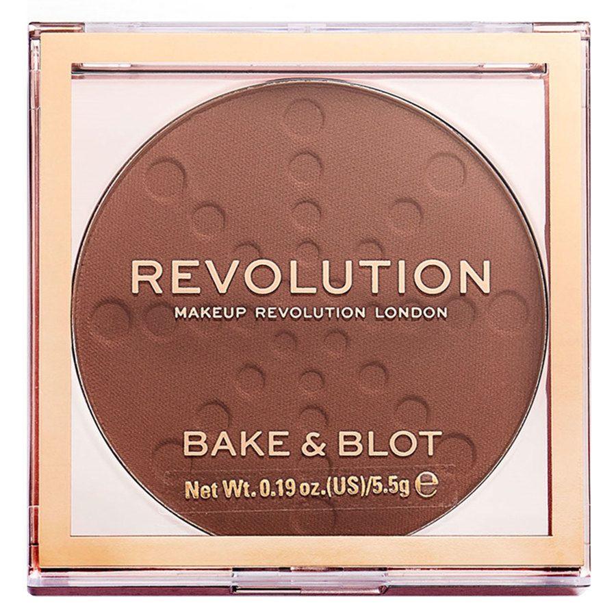 Makeup Revolution Bake And Blot Deep Dark 5,5g