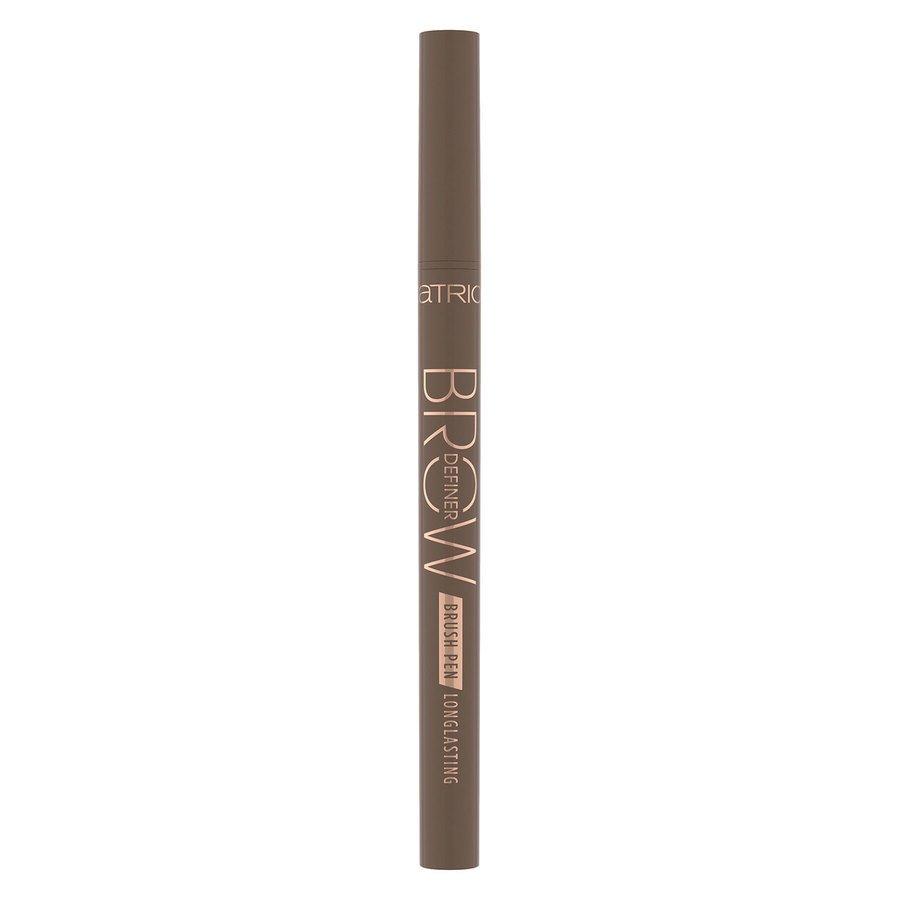 Catrice Brow Definer Brush Pen Longlasting 040 Ash Brown 0,7ml