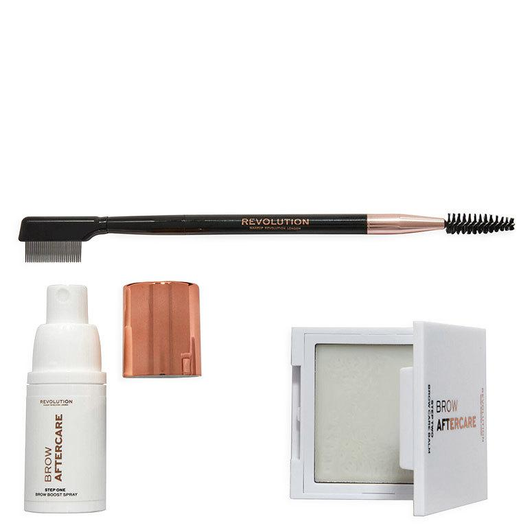 Revolution Beauty Makeup Revolution Brow Aftercare Two Step Brow Lamination Set