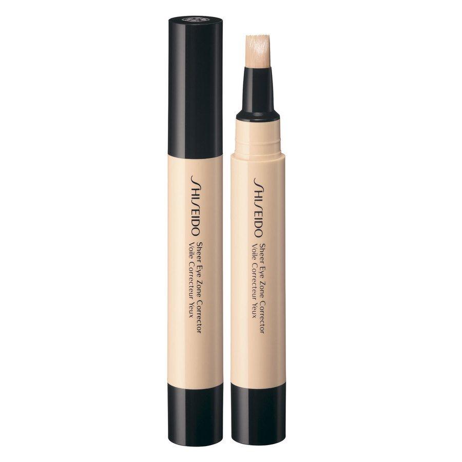 Shiseido Sheer Eye Zone Corrector #106 Warm Beige 3,8g