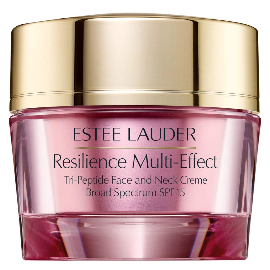 Estée Lauder Resilience Multi-Effect Tri-Peptide Face and Neck Creme Dry SPF15 50ml