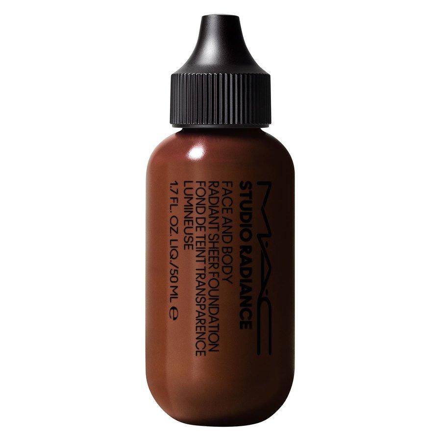 MAC Cosmetics Studio Radiance Face And Body Radiant Sheer Foundation W7 50ml