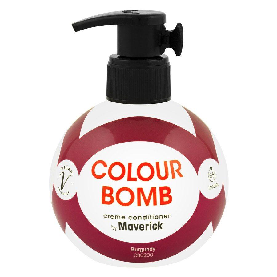 Colour Bomb Fargebalsam Burgundy 250ml