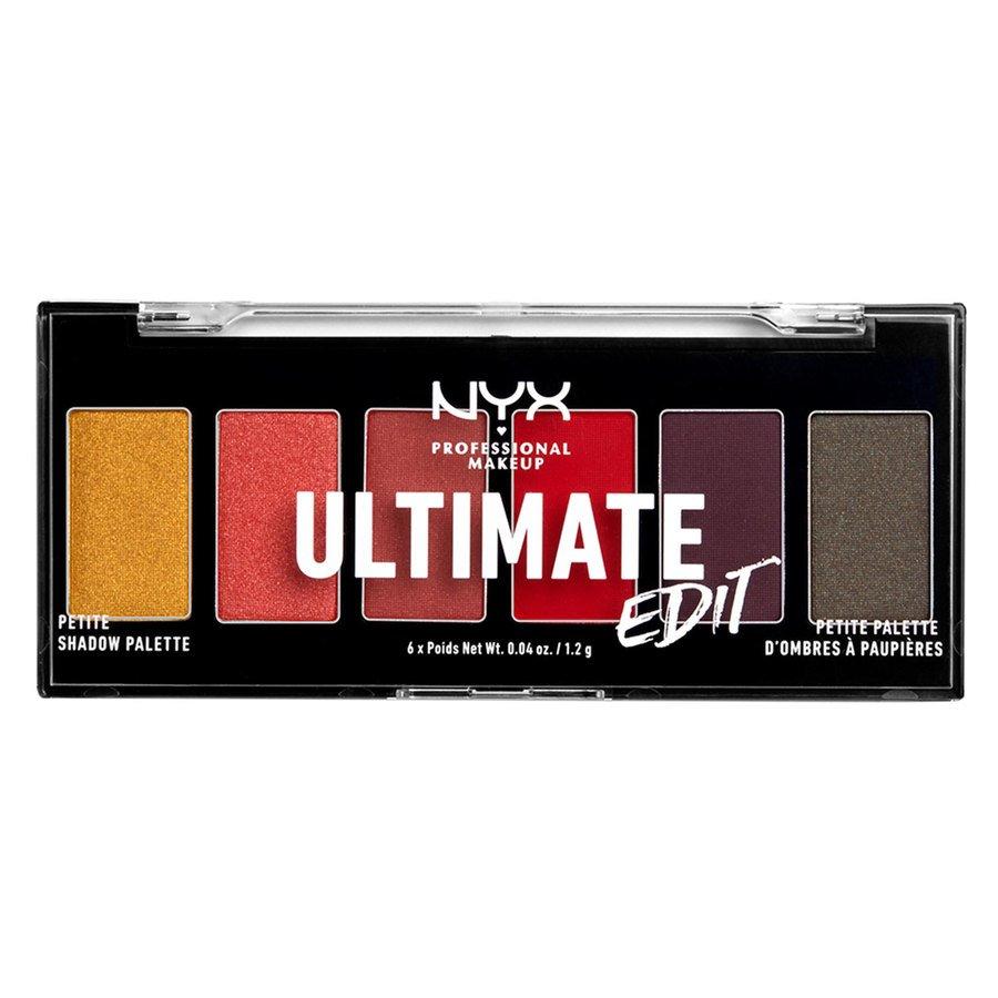 NYX Professional Makeup Ultimate Edit Petite Shadow Palette 03 Phoenix 7,2g
