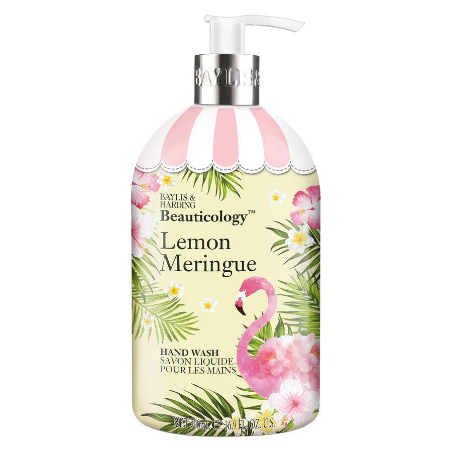 Baylis & Harding Beauticology Flamingo Lemon Meringue Hand Wash 500ml