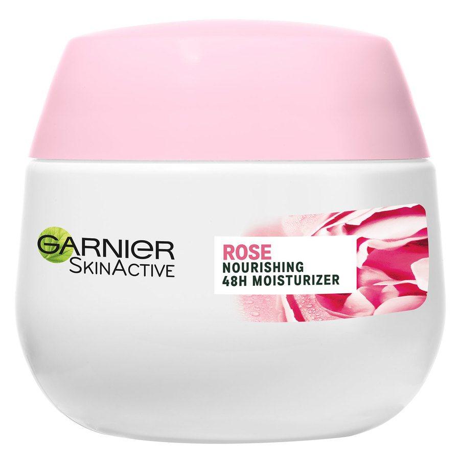 Garnier Naturals Moisture+ Botanical Rose Floral Water Day Cream 50ml