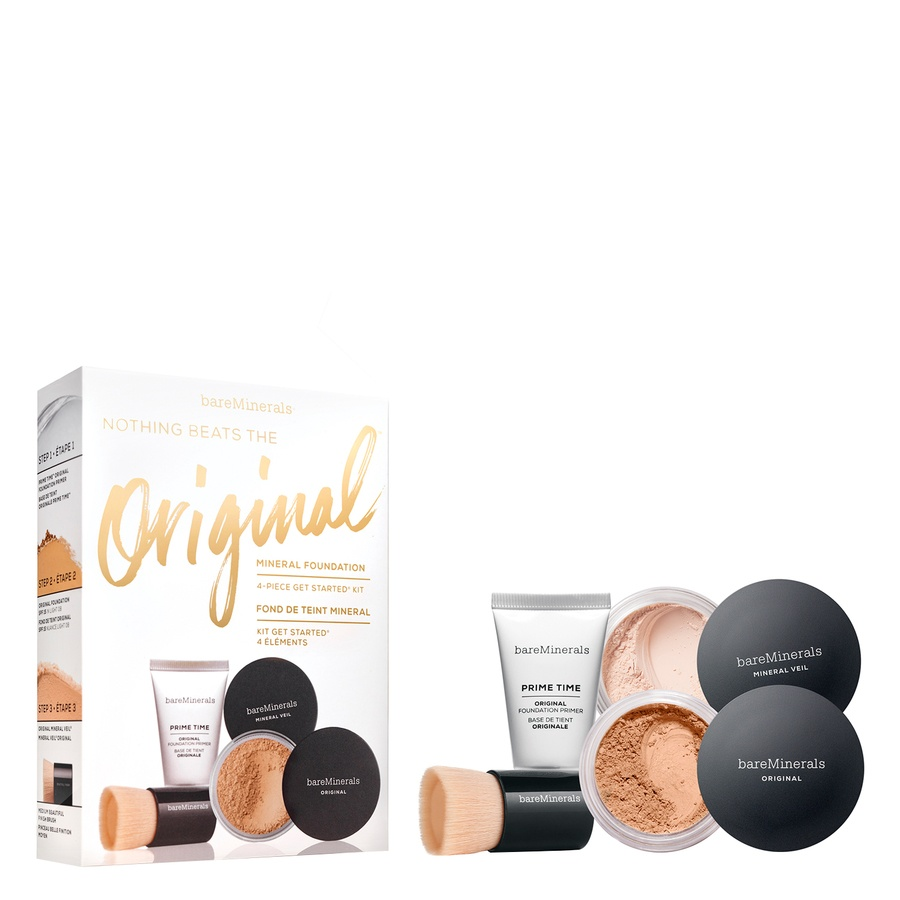 BareMinerals Grab & Go Get Started Kit Fairly Light