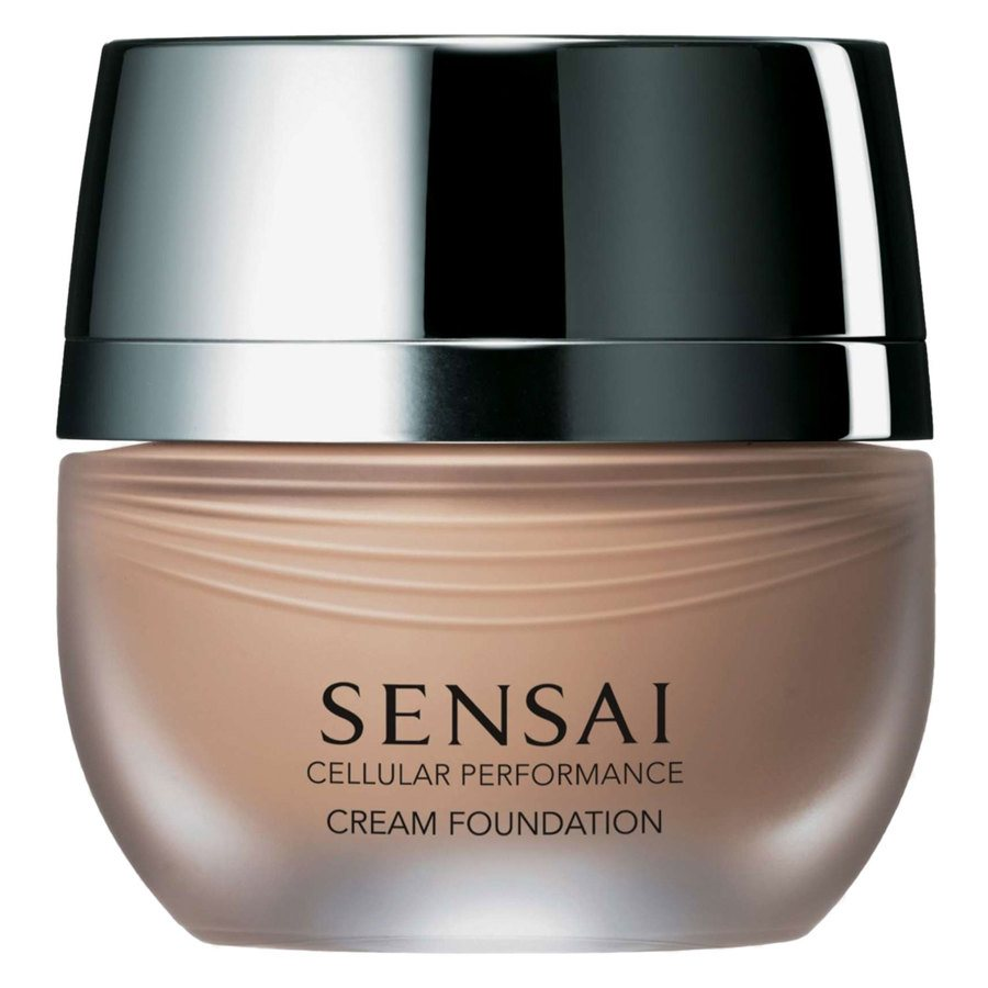 Sensai Cellular Performance Cream Foundation Anti-Age CF25 Topaz Beige 30 ml