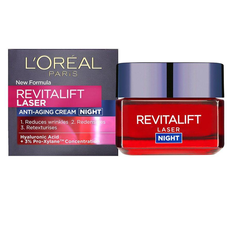L'Oréal Paris Revitalift Laser Night 50ml