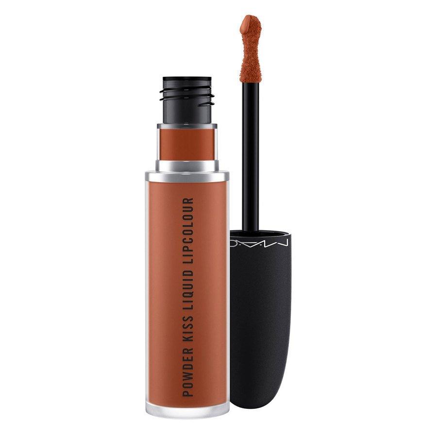 MAC Cosmetics Powder Kiss Liquid Lipcolour Impulsive 5ml