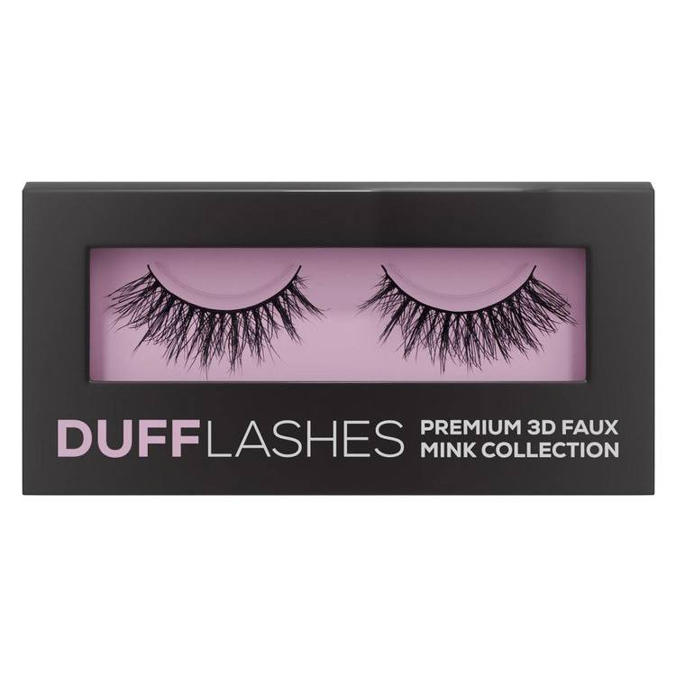 DUFF Lashes Trophy Wife 3D Lashes