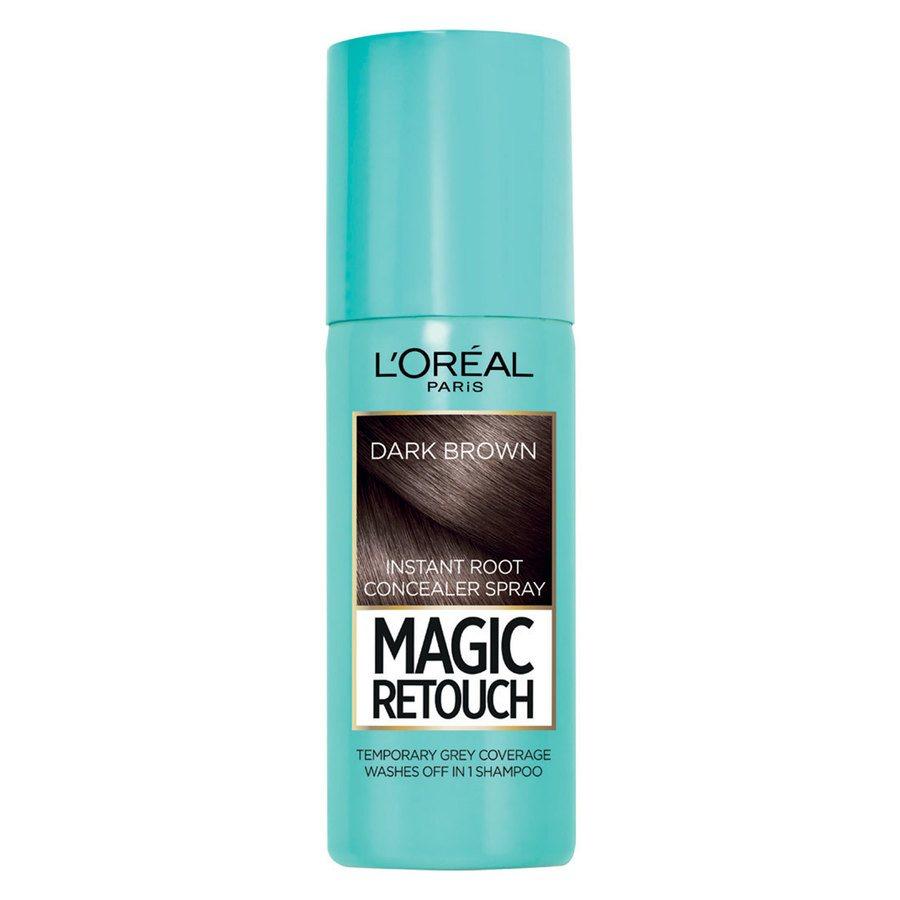 L'Oréal Paris Magic Retouch Dark Brown Spray 75ml