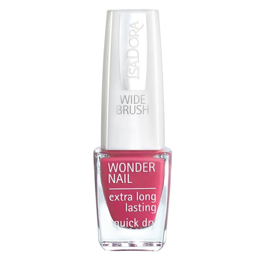 IsaDora Wonder Nail #434 Raspberry Sorbet 6ml