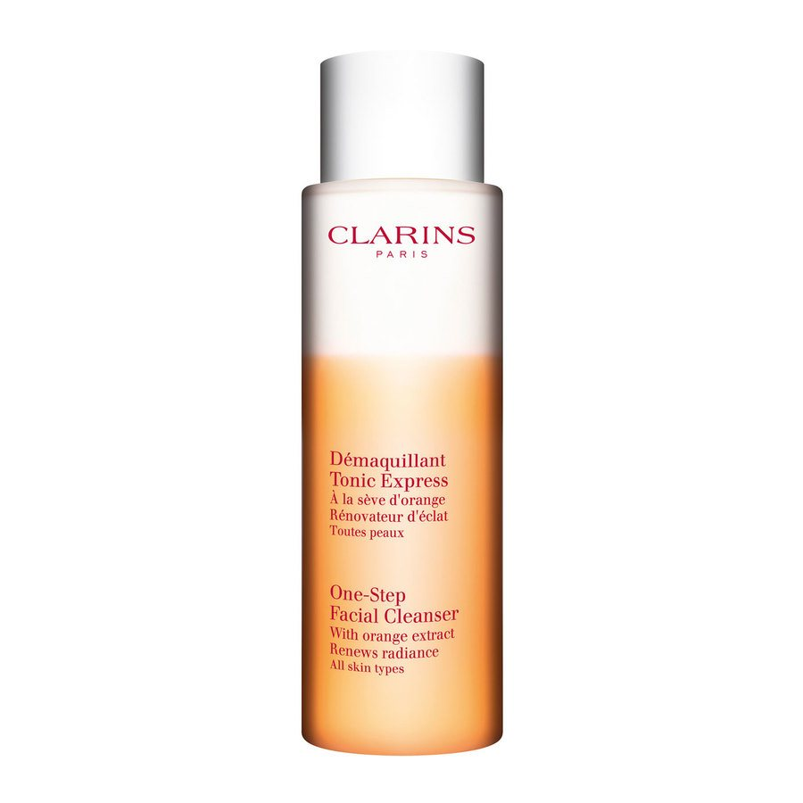 Clarins One-Step Facial Cleanser Bi-Phase All Skin Types 200ml