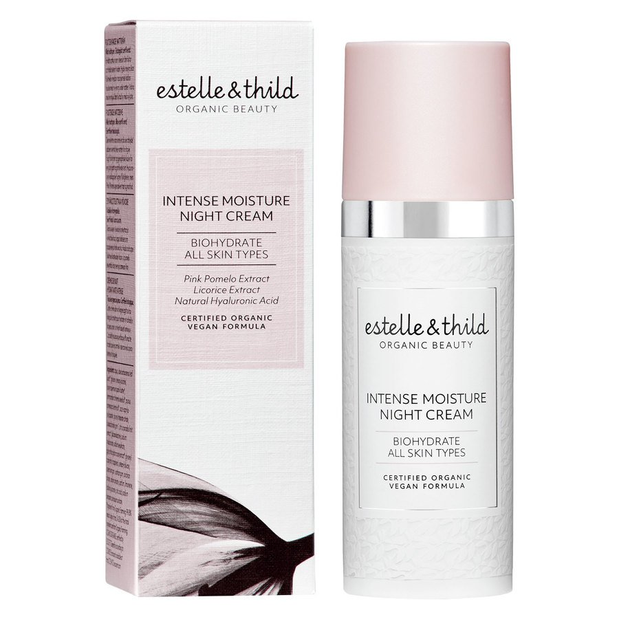 Estelle & Thild BioHydrate Intense Moisture Night Cream 50ml