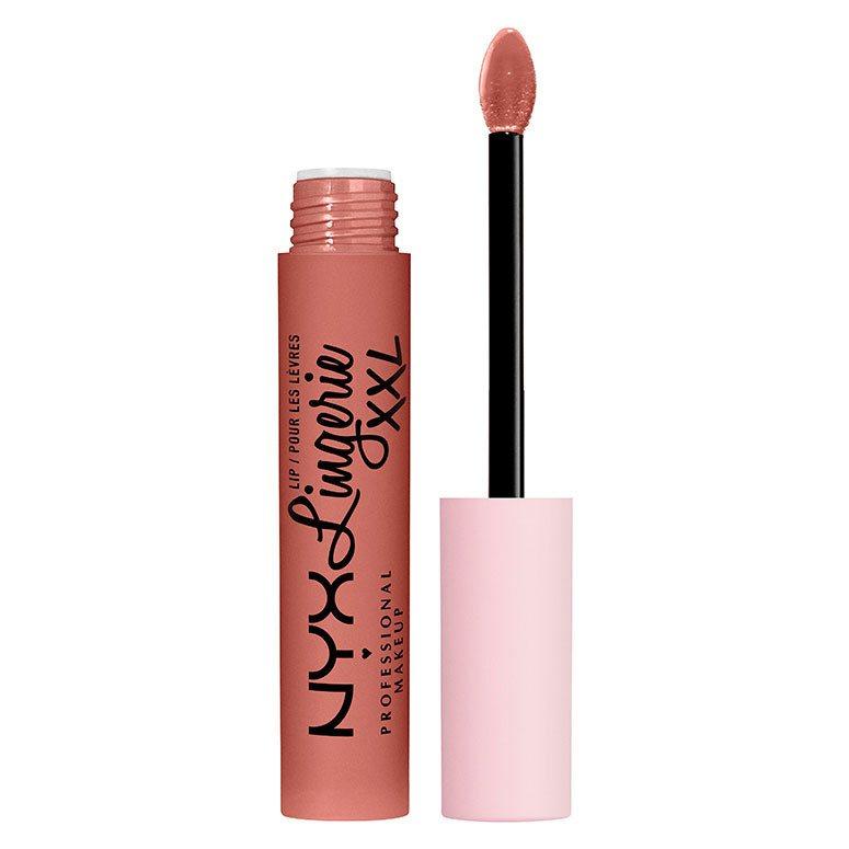 NYX Professional Makeup Lip Lingerie XXL Matte Liquid Lipstick Turn On 4ml