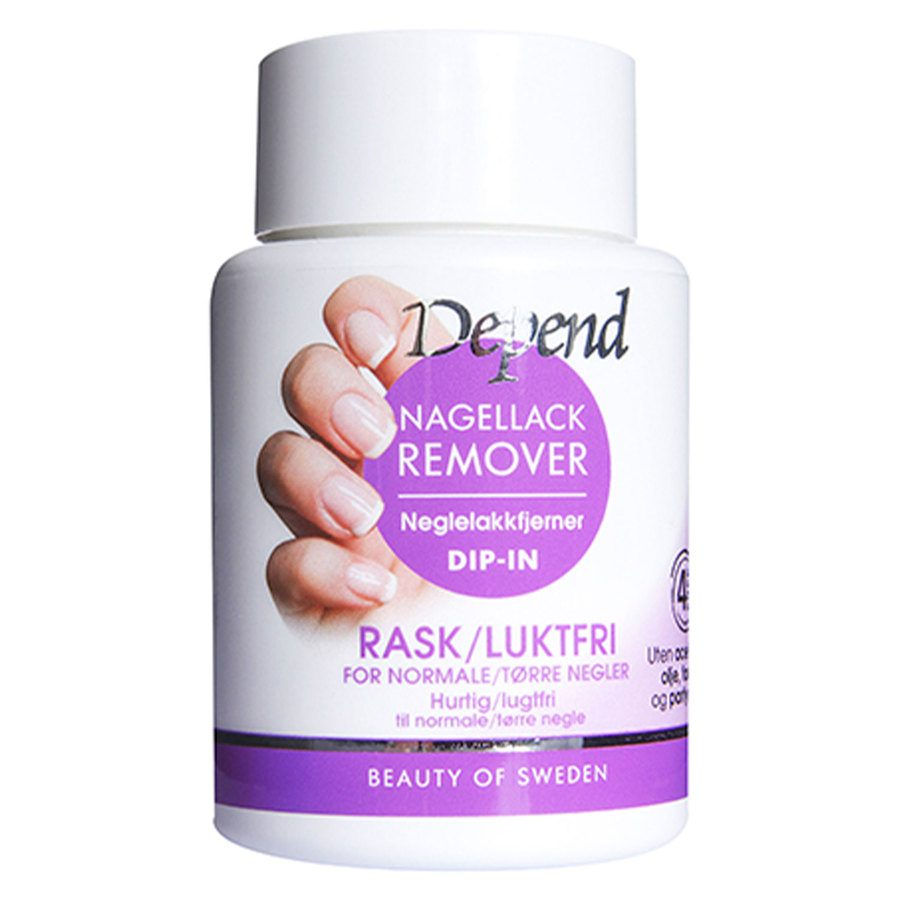 Depend Nail Polish Remover Dip-In 75ml