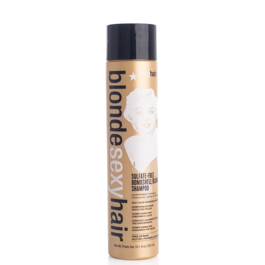 Sexy Hair Bombshell Blonde Sexy Hair Shampoo 300ml
