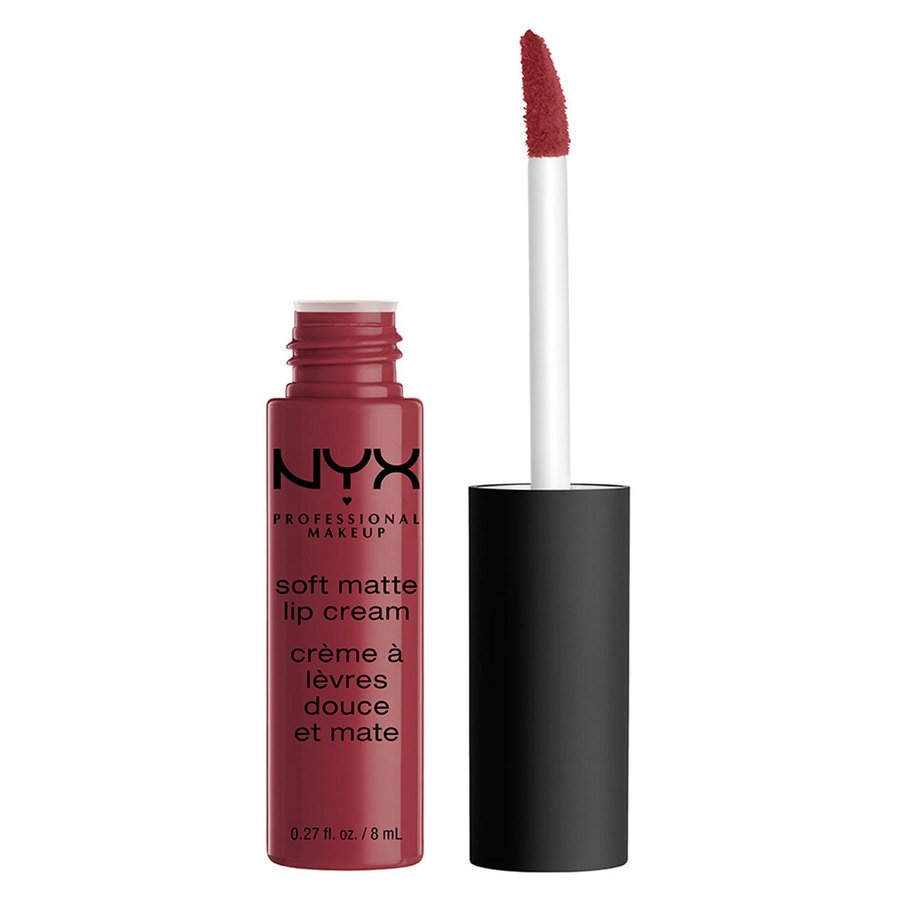 NYX Professional Makeup Soft Matte Lip Cream Budapest 8ml