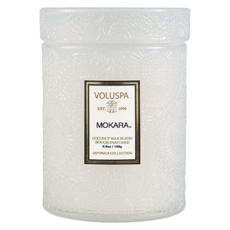 Voluspa Mini Glass Jar Mokara 156g