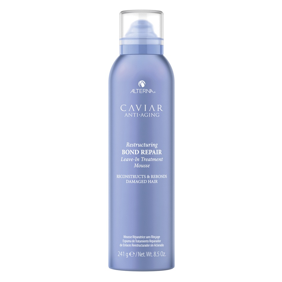 Alterna Caviar Restr. Bond Repair Leave-in Treat. Mousse 241g