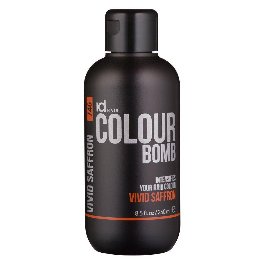 Id Hair Colour Bomb Vivid Saffron 250ml