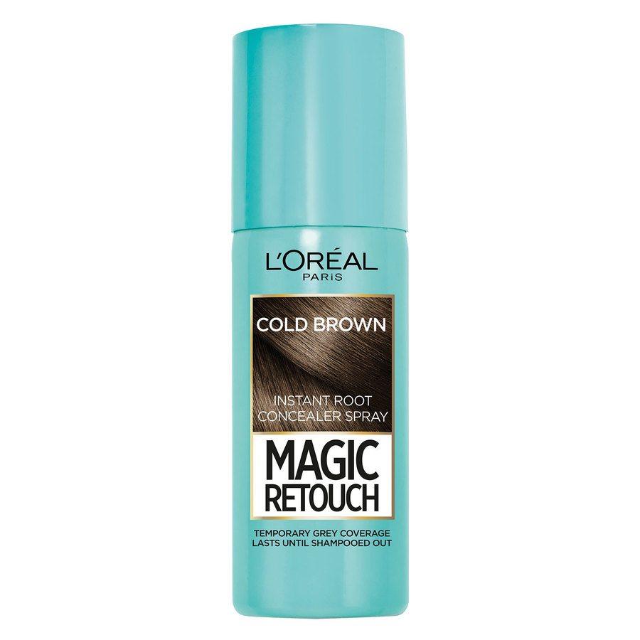 L'Oréal Paris Magic Retouch Cold Brown Spray 75ml