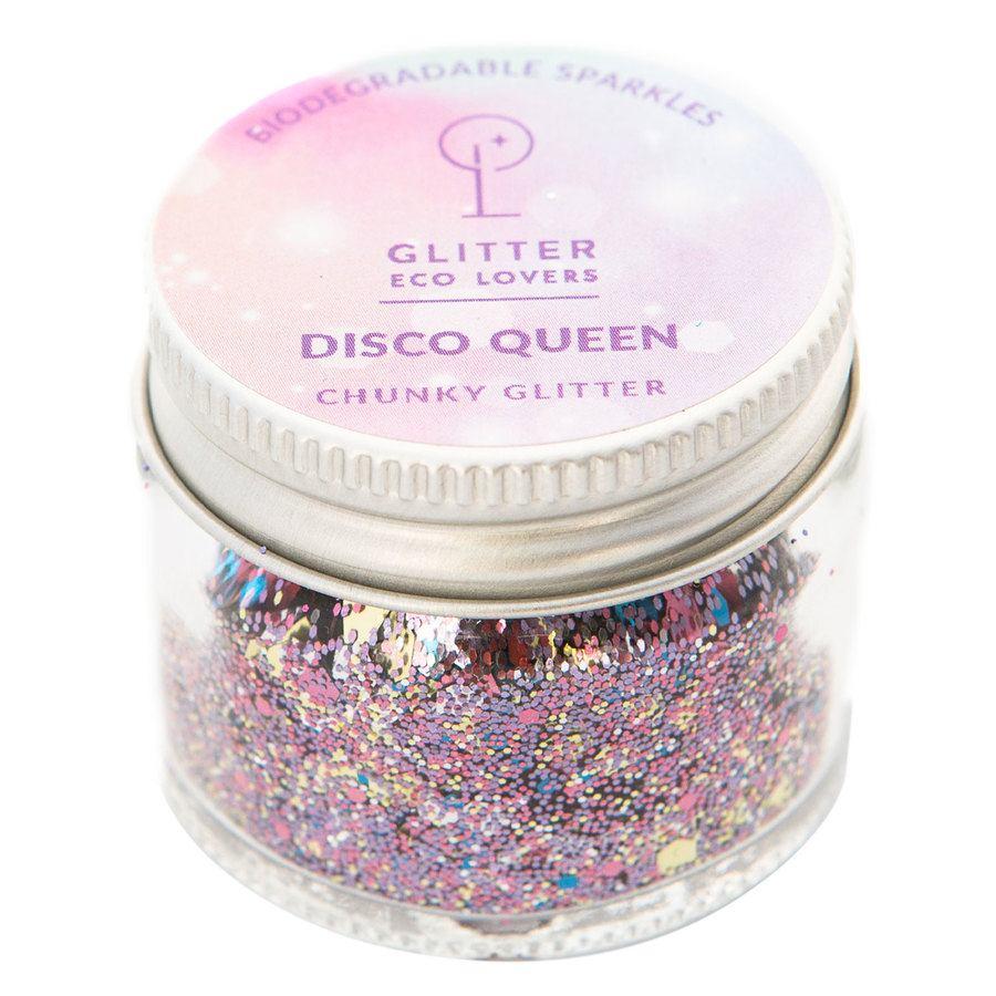 Glitter Eco Lover Disco Queen 15ml