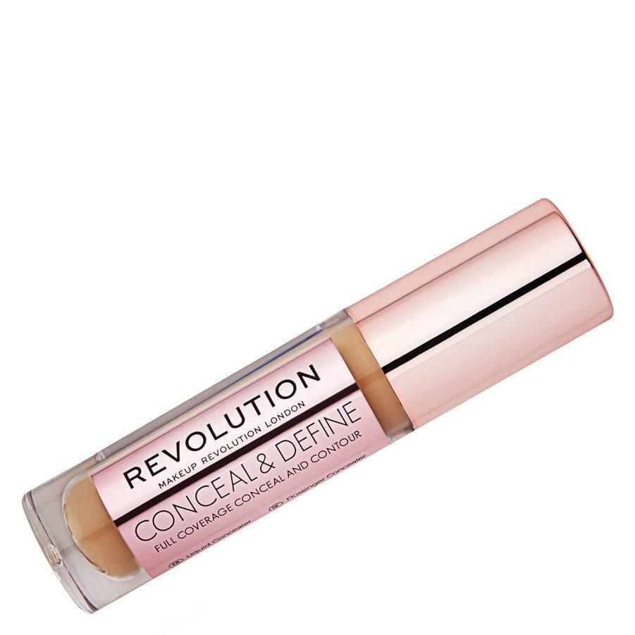 Makeup Revolution Conceal And Define Concealer C12 4g