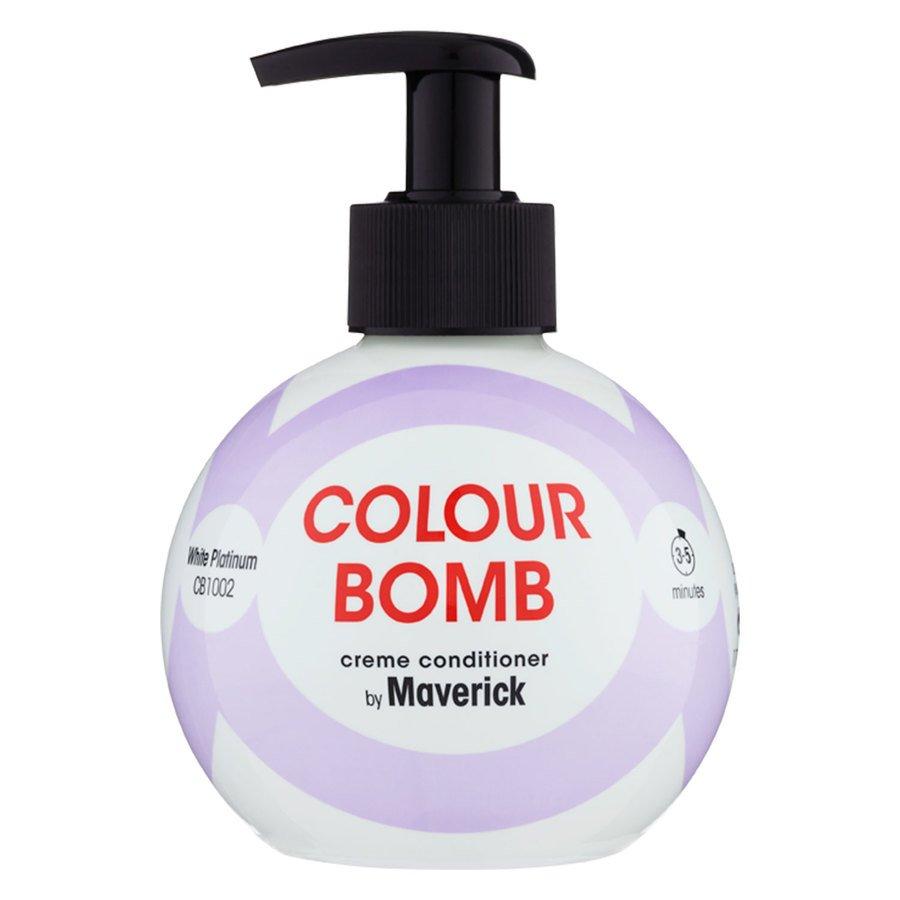 Colour Bomb Fargebalsam White Platinum 250ml