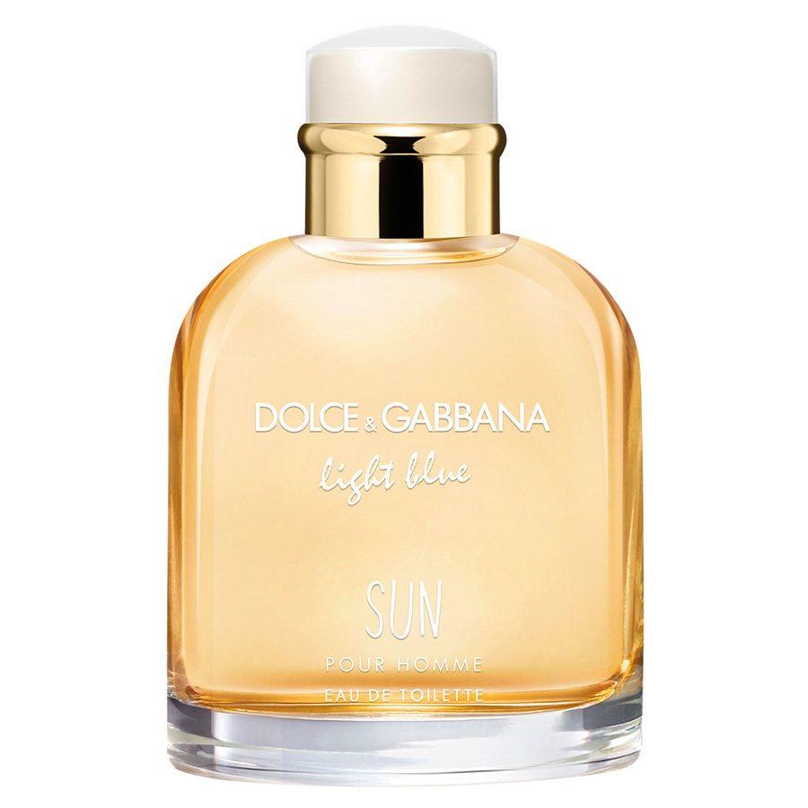 Dolce & Gabbana Light Blue Sun Pour Homme Eau De Toilette 125ml
