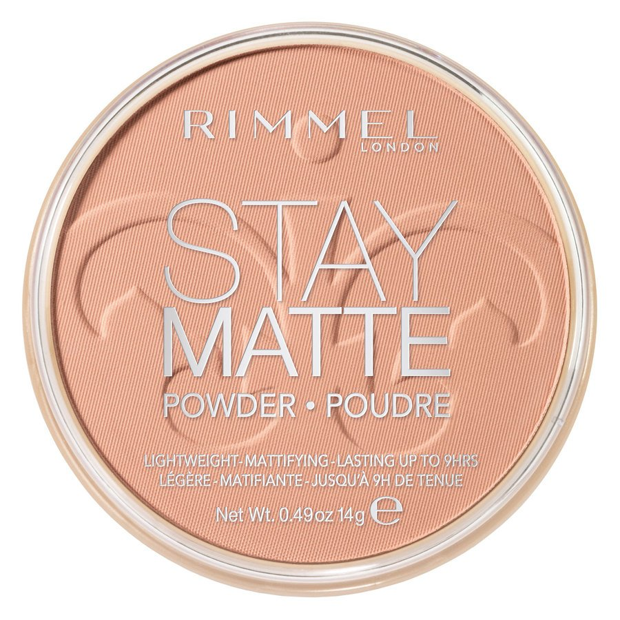 Rimmel London Stay Matte Pressed Face Powder #008 Cashmere 14g