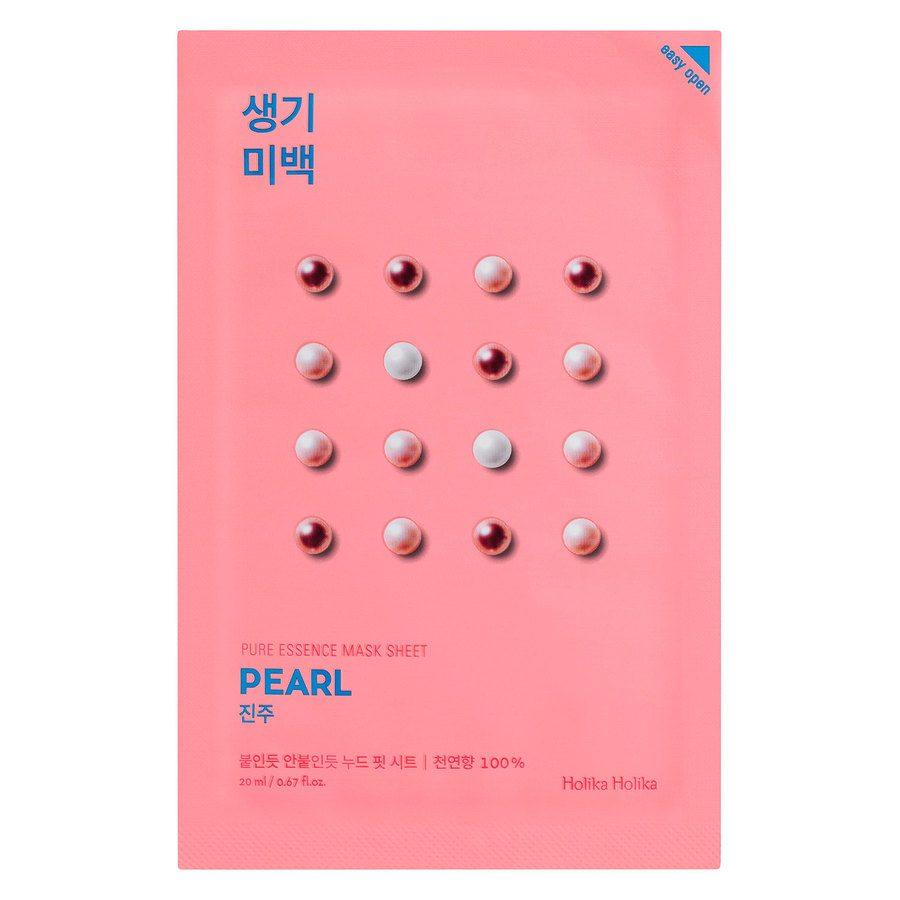 Holika Holika Pure Essence Mask Sheet Pearl 23ml