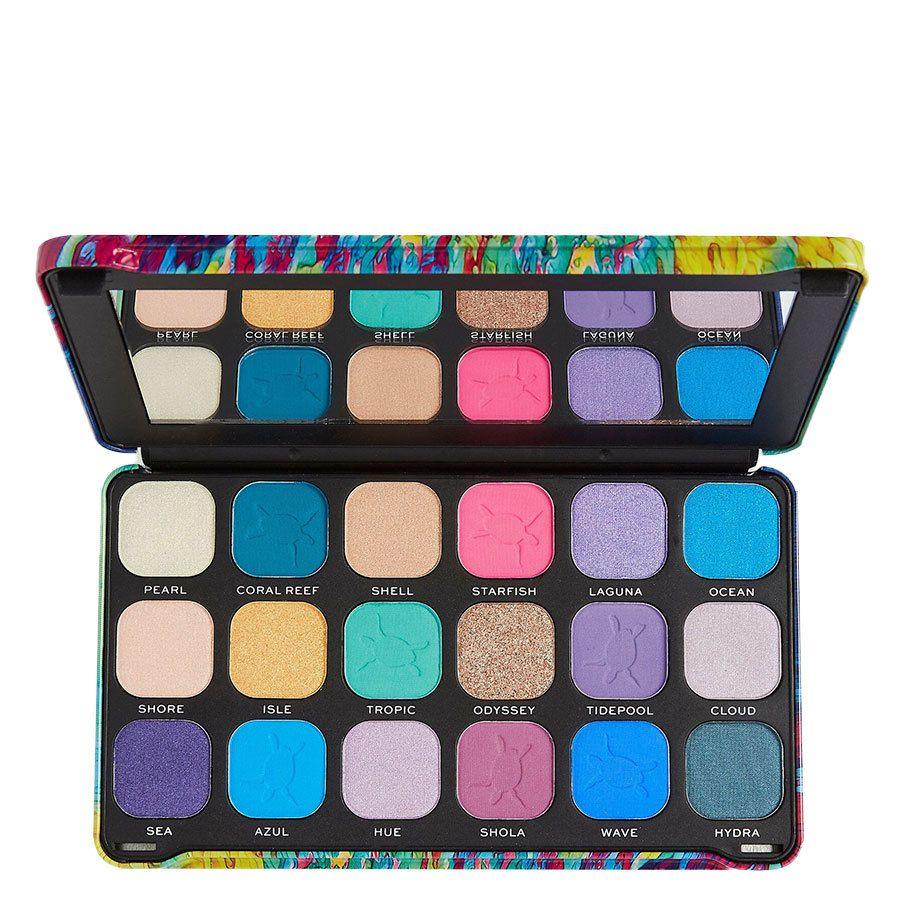 Revolution Beauty Makeup Revolution Forever Flawless Hydra Turtle Eyeshadow Palette 15g