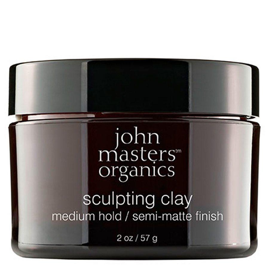 John Masters Organics Sculpting Clay Medium Hold 57g