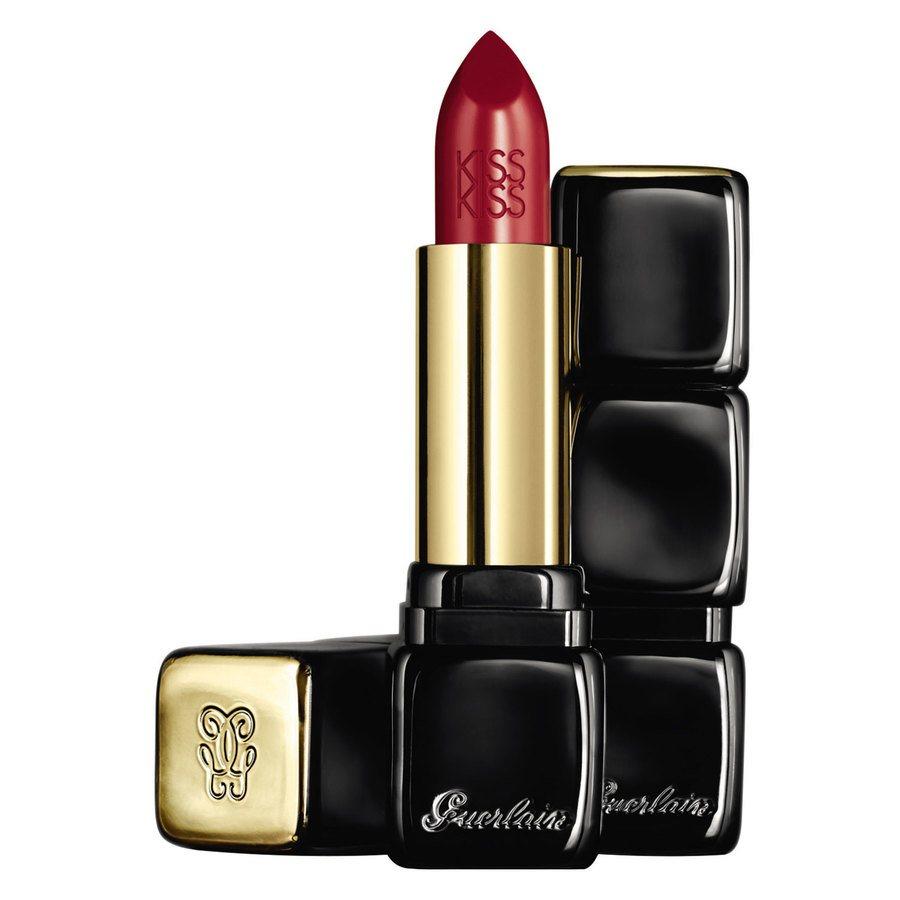 Guerlain Kiss Kiss Lipstick #321 Red Passion 3,5g