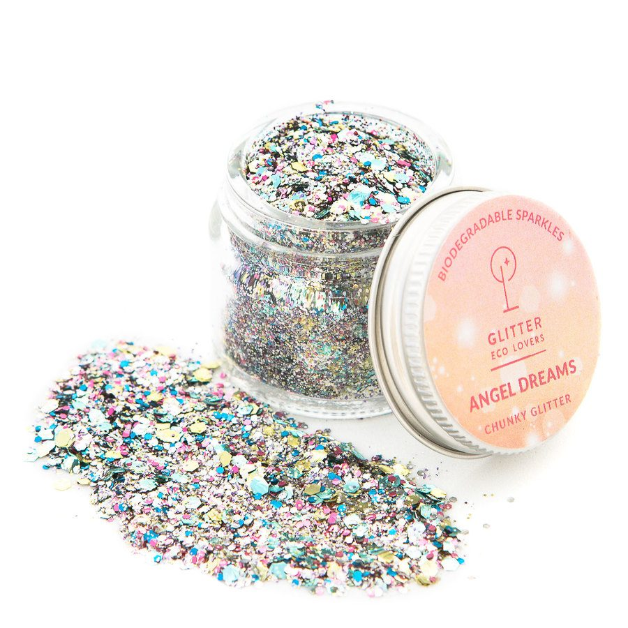 Glitter Eco Lover Angel Dreams 15ml