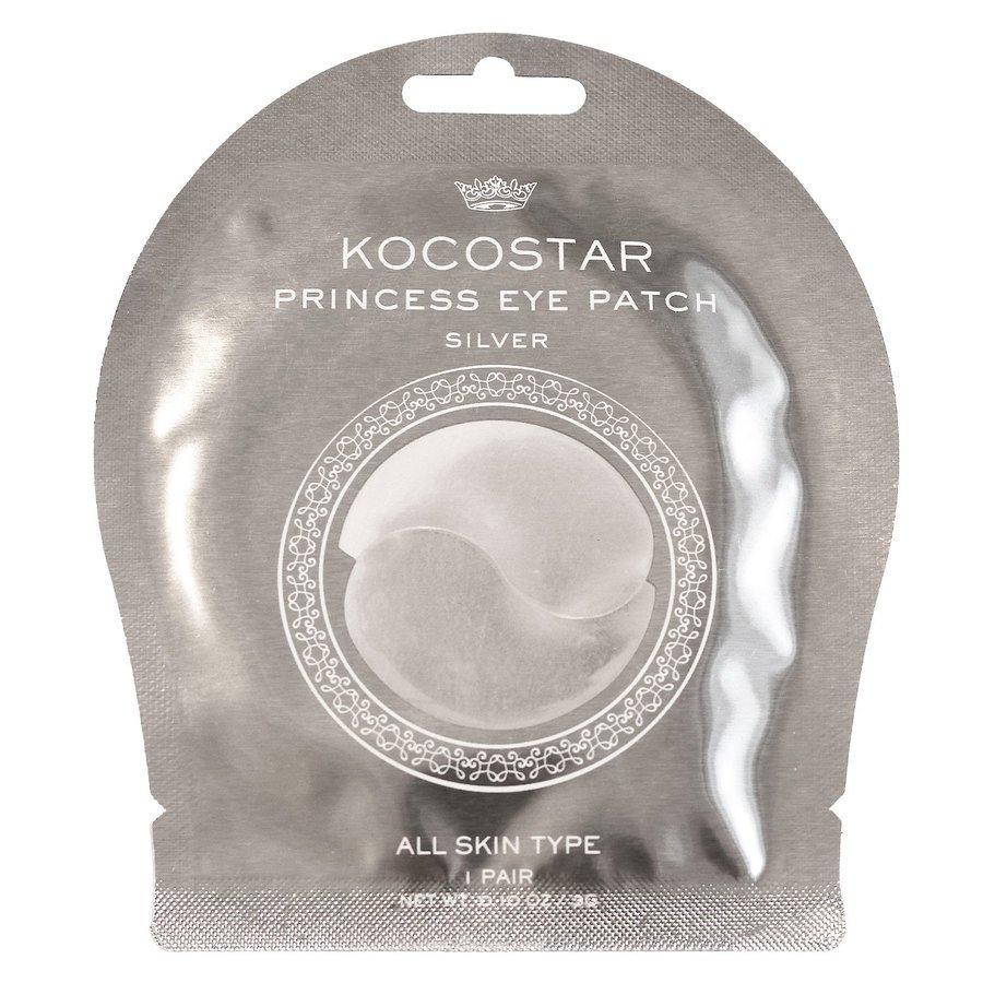 Kocostar Princess Eye Patch Silver 1pair