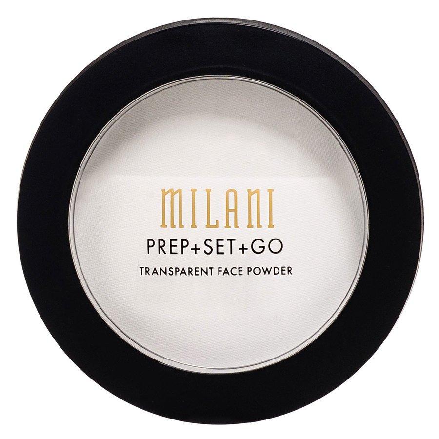 Milani Prep + Set + Go Transparent Face Powder 7g