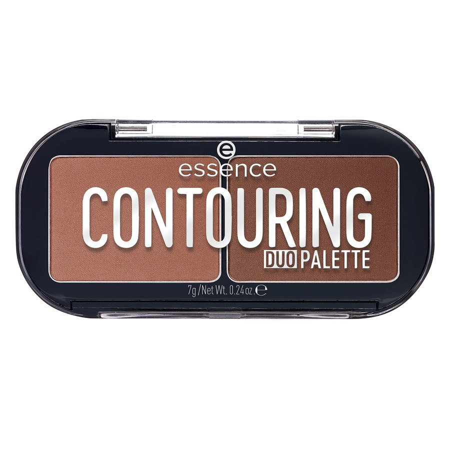 essence Contouring Duo Palette 20 7g