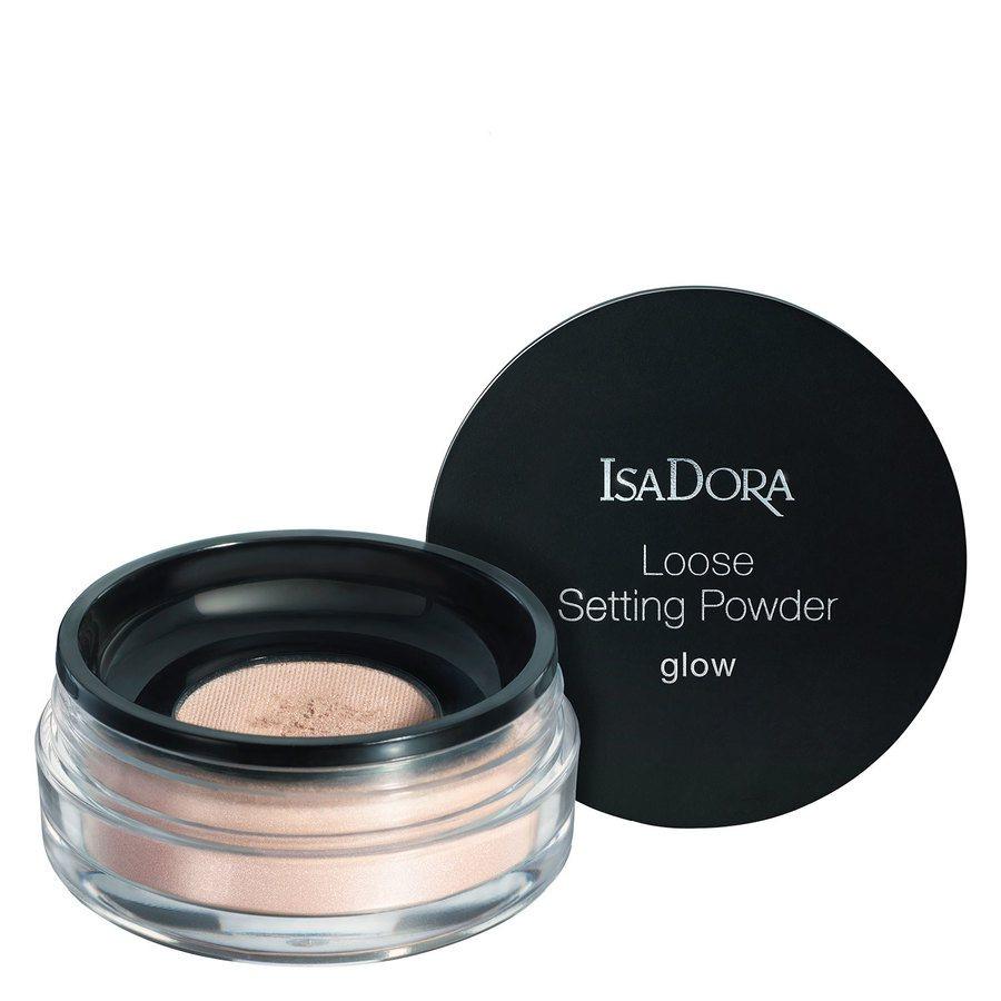 IsaDora Loose Setting Powder #20 Glow 15g