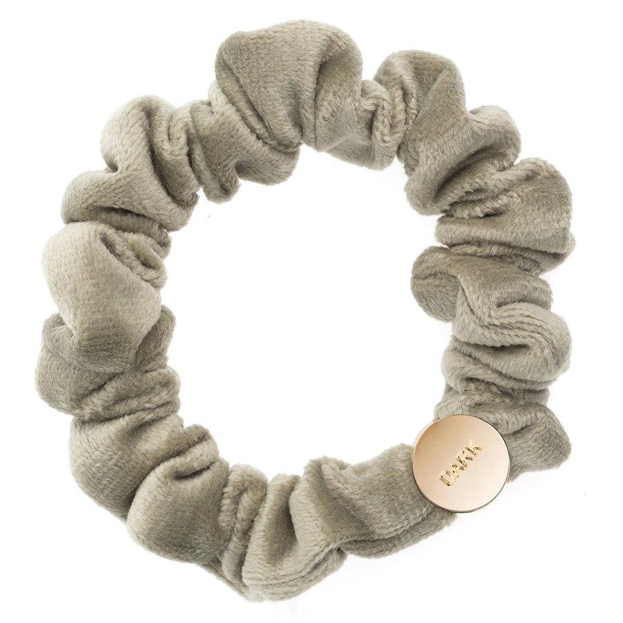 DARK Velvet Mini Scrunchie Faded Army