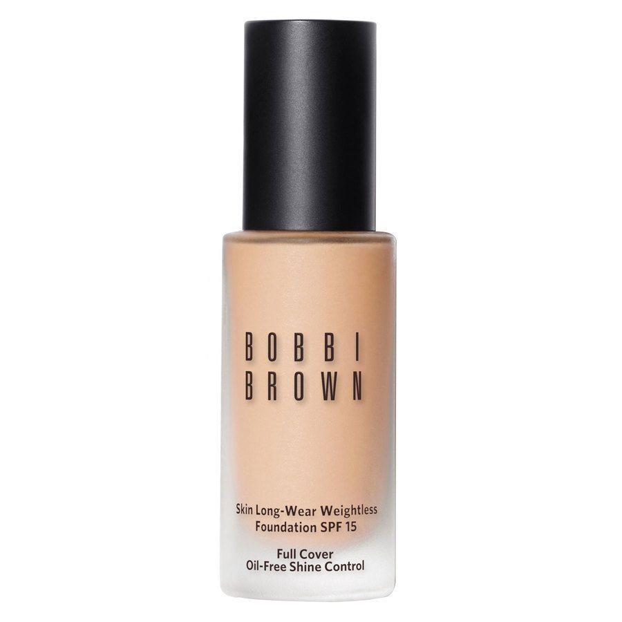 Bobbi Brown Skin Long-Wear Weightless Foundation SPF15 Warm Porcelain 30ml