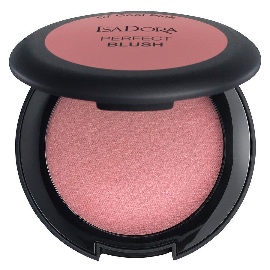 IsaDora Perfect Blush 07 Cool Pink 4,5g