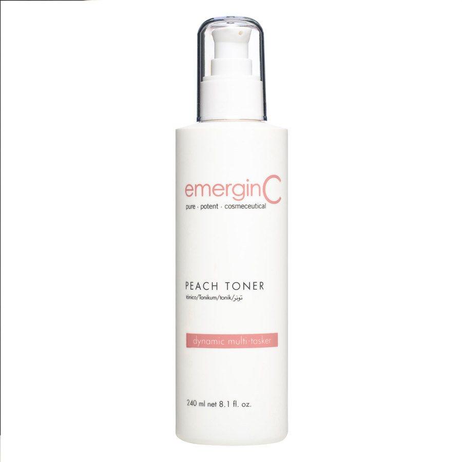 emerginC Peach Toner 240ml