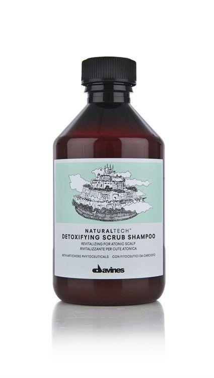 Davines NATURAL TECH Detoxifying Scrub Shampoo 1000ml
