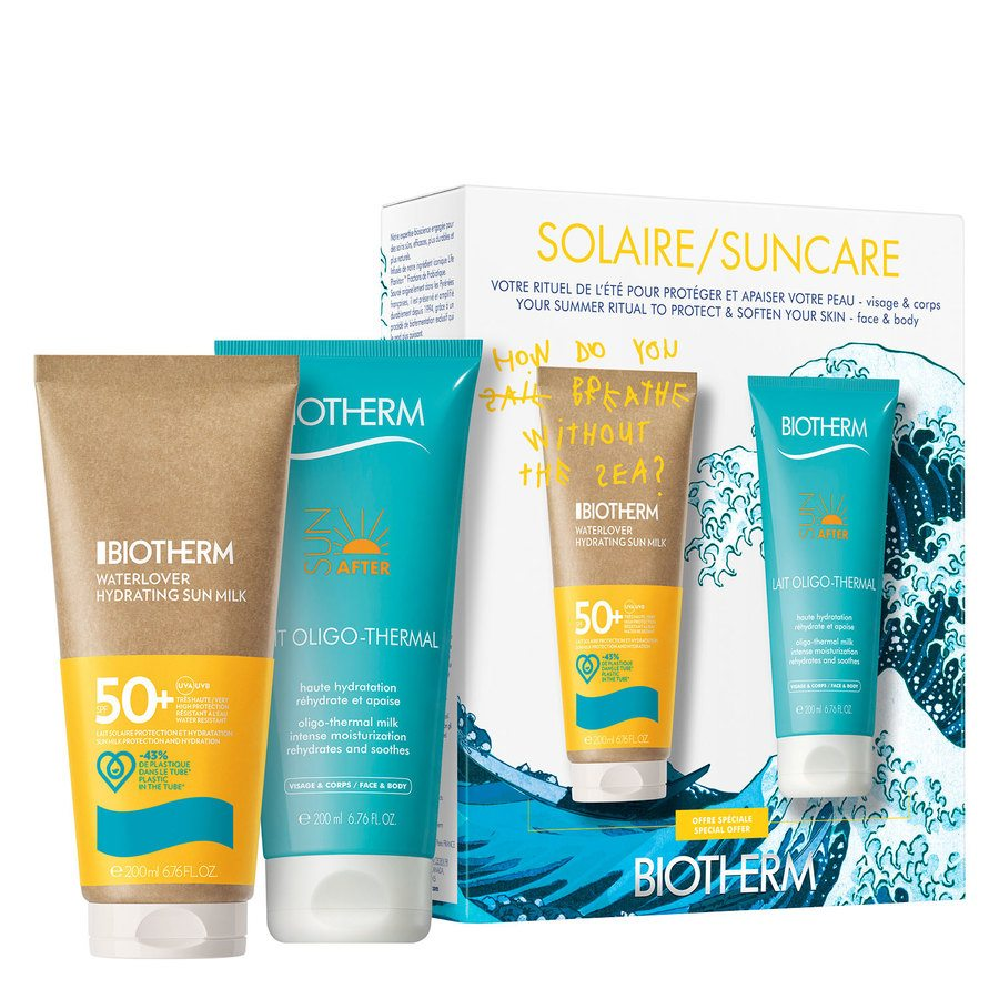 Biotherm Summer Hydrating SPF50 Coco Capitán Limited Edition Set