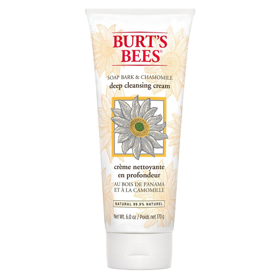 Burt`s Bees Soap Bark & Chamomile Deep Cleansing Cream 170g